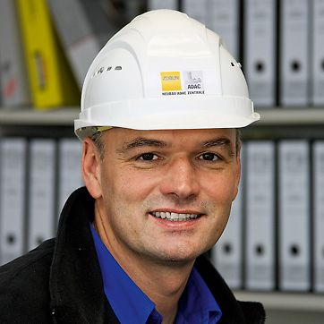 Joachim Link, Site Manager Multi-Storey Structure, ADAC Headquarters