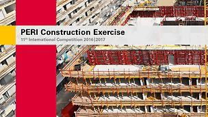 Order now and for free! The documents of the PERI Construction Exercise 2016 | 2017