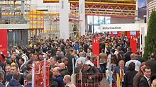 bauma 2016: PERI exhibition hall