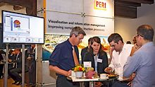 PERI press release - PERI accompanies the construction sector for Industry 4.0 integration - 5D Conference, Konstanz, Germany