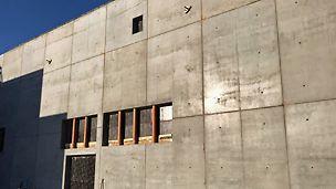 De central placerede ankrer i MAXIMO systemet, efterlader ensartet arkitektonisk aftryk.