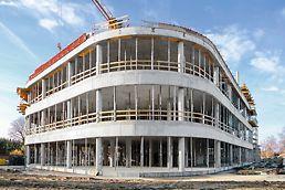 Kecskemét Campus Oktatási épület