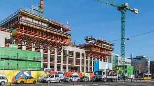 Neubau Katharinenhospital, Haus F, Klinikum Stuttgart