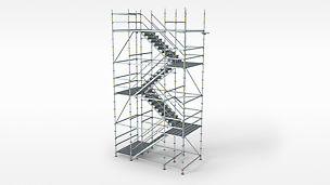 PERI UP Flex - Treppe 75 / 100 / 125