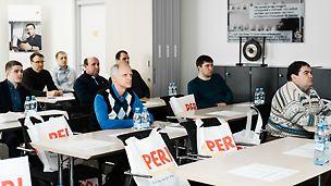 Семинары для клиентов PERI
