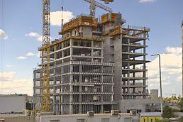 קומברס רעננה - מגדל משרדים ייחודי בצומת רעננה צפון