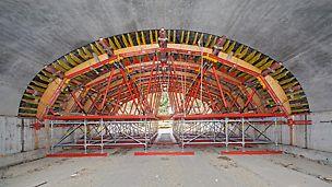 Unterführung Autobahn A7, Finningen