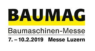 Baumaschinen-Messe Luzern