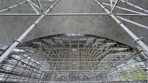 Námořní muzeum Tallinn: Po dokončení bude pod třemi kupolemi k dispozici výstavní plocha o velikosti 8 500 m2.
