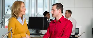 Bewerben Sie sich – Karrierechancen für Berufseinsteiger und Professionals
