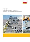 PERI UP Access technology for construction sites, industry and public areas