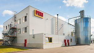 Первый в России завод PERI