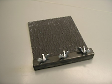 Steel plate waterstop, for preventing any water-flow through all construction joints