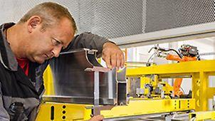El personal altamente cualificado y los procedimientos de producción y prueba más actuales garantizan productos duraderos.