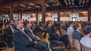 Das große Interesse bei der 4. Lake Constance 5D Conference zeigt einmal mehr die große Bedeutung des spannenden Themas.