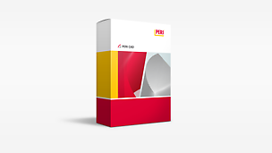 The CAD program for professional work preparation