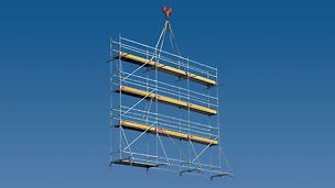 PERI UP scaffolding system launched in 1998