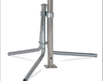 Ergo tripod, the erection aid for slab props