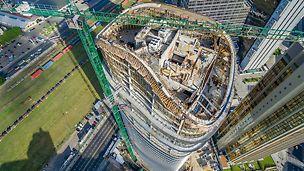 Moderne arhitektonske forme postavljaju najviše zahteve pred izvođače radova.