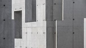 Die DUO wird normalerweise zum Bau kleinerer, einfacher geformter Konstruktionen als effiziente Alternative zu schwereren Systemen eingesetzt. Bei diesem Projekt stellte sich jedoch schnell heraus, dass das System noch mehr leisten kann. (Foto: seanpollock.com)