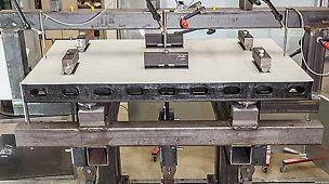 Während der DUO Entwicklungszeit sind die Materialeigenschaften umfangreich getestet worden – sowohl im Labor als auch unter Praxisbedingungen auf Baustellen.