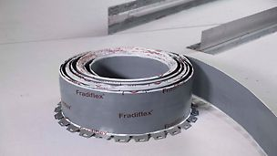 Fradiflex® for construction cold joints