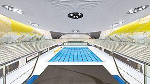 Centar za plivačke sportove, London