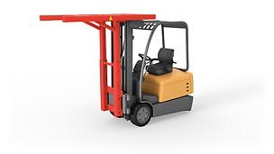 Lift za stolove PTL 1250-2: lagan i brz