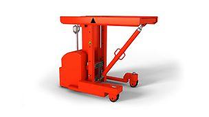 Stolový výtah PTL 1250-2: Snadné a rychlé