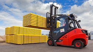 Производство балки VT 20 соответствует требованиям международного стандарта ISO 9001