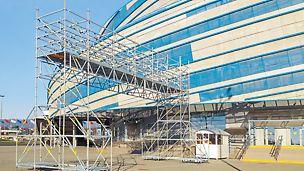 600 тонн оборудования для подготовки к Олимпийским играм в Сочи 2014