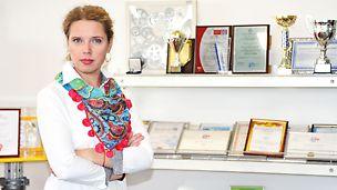 Светлана Долгополова, руководитель Отдела по работе с людьми