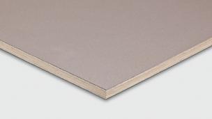 Holzarten: Laub- und Nadelhölzer; Beschichtung: Polypropylen (PP), Fibre reinforced (GFRP), UCP-Beschichtung