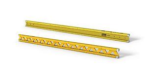 GT 24 y VT 20 K: las vigas de encofrados de madera son determinantes para la rentabilidad de los proyectos de encofrado