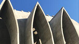 Kościół w Mierzynie. zdjęcie - Pracownia Projektowo Budowlana A-plus Adrian Jaroszek, projektant architektury - Sławomir Zientarski