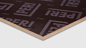 Ppürüzsüz dengeli beton yüzeyi için yüzey filmi kaplı plywood