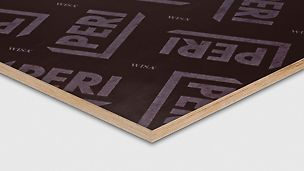 PERI FinPly Filmfaced plywood for smooth fairfaced concrete requirements