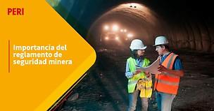 Importancia seguridad minera blog