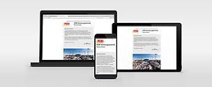 Unser PERI Deutschland Newsletter informiert Sie über Produktneuheiten, marktrelevante Themen rund um Schalungs- und Gerüsttechnik, attraktive Angebote und Veranstaltungen.