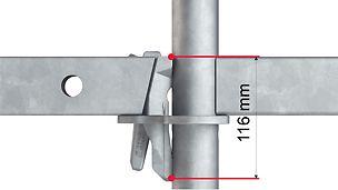 Schnell und sicher durch den Gravity Lock