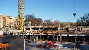 Helt nytt kvarter i Malmö med 177 moderna lägenheter