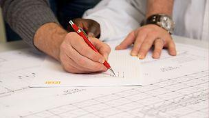 Technické služby: Riešenie na mieru projektu vďaka systémom PERI a inžinieringu - celosvetovo.