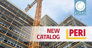 Architekten, Planer, Arbeitsvorbereiter und Bauingenieure können mehr als 200 Gerüstbauteile ab sofort in über 150 CAD Formaten kostenlos herunterladen.
