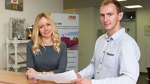 Контроль качества клиентского сервиса PERI