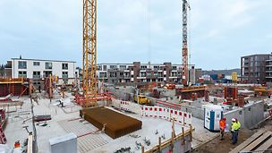 Wohnbauprojekt Hafenspitze, Eckernförde