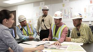 The estimated completion date for the USGC Petrochemicals Project is in 2017. Realizing that over the total duration time of such a project scaffolding can add up to a huge indirect cost factor if not executed properly, Fluor brought in PERI. By getting involved in an early phase of the planning process, PERI was able to determine all scaffolding requirements of contractors and subcontractors ahead of time, thus reducing redundancies, increasing predictability and allowing precise budget planning and budget control.