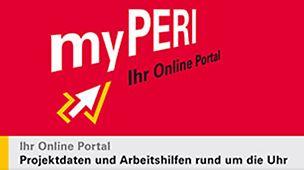 myPERI - Softwareprogramm von PERI
