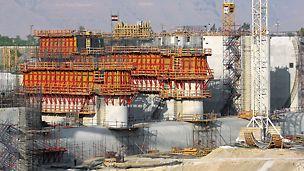 Hidrotehnički objekti, brana na Nilu Naga Hammadi