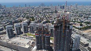 מגדלי גינדי LOVE תל אביב
