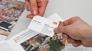 Profitieren Sie vom internationalen PERI Netzwerk und finden Sie hier den richtigen Ansprechpartner bei PERI, egal in welchem Land Sie sich befinden oder ein Projekt betreuen.